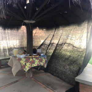 Lanche indígena